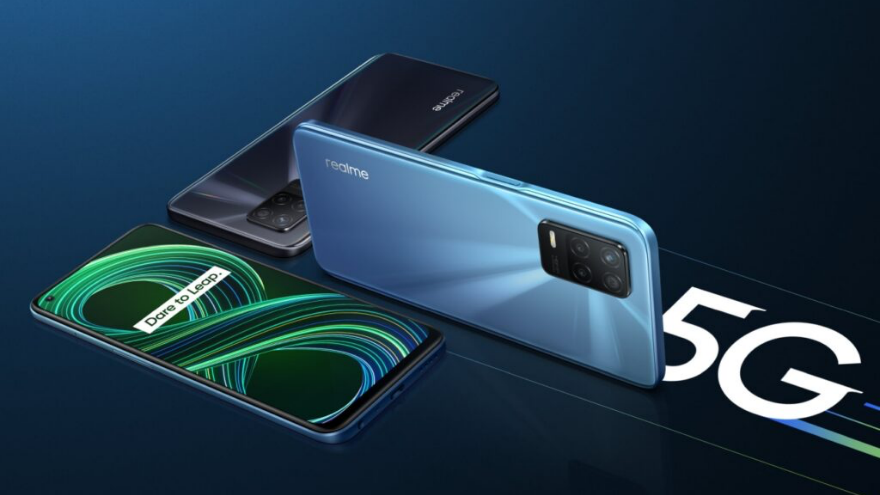 The New realme 8 5G Offers Dynamic RAM Expansion Technology And Other Functionalities And Specs | Skip The Flip